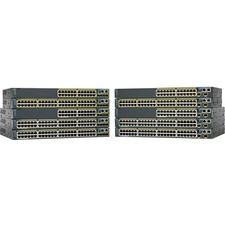 Cisco Catalyst 2960S-48FPD-L 48 Port Managed Switch
