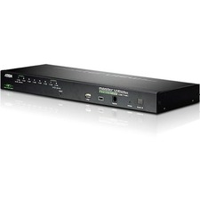 ATEN KVM on the NET CS1708i KVM Switch