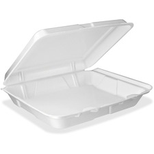 Single-compartment Foam Container