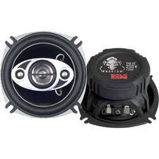 Boss PHANTOM P45.4C Speaker - 125 W RMS - 4-way - 2 Pack