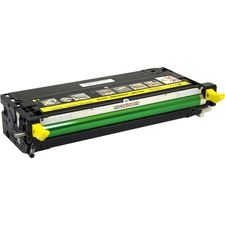 V7 Yellow High Yield Toner Cartridge for Dell 3110cn