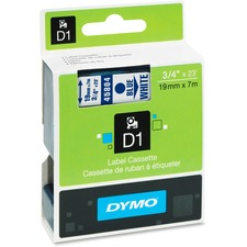 DYM 45804 Dymo ExecuLabel D1 Electronic Tape Cartridges DYM45804