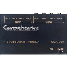 Comprehensive CDA-V31 Video Splitter