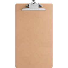 BSN 28554 Bus. Source Hardboard Clipboard BSN28554