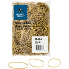 BSN 15743 Bus. Source Quality Rubber Bands BSN15743