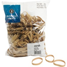 BSN 15746 Bus. Source Quality Rubber Bands BSN15746