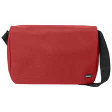 "Cocoon CMB401RD Carrying Case (Messenger) for 16"" Notebook - Racing Red"