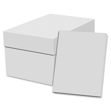 "Special Buy Economy Copy Paper - Letter - 8 1/2"" x 11"" - 20 lb Basis Weight - 5000 / Carton - White"
