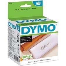 DYM 30320 Dymo High-Capacity Address Labels DYM30320