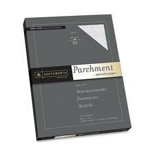 SOU P974CK336 Southworth 24lb Fine Parchment Paper SOUP974CK336