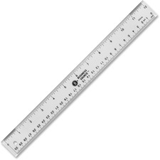 BSN 32359 Bus. Source Acrylic Ruler BSN32359