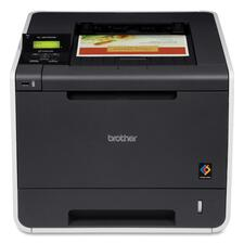 BRT HL4570CDW Brother HL-4570CDW Color Laser Printer with Wireless Networking and Duplex Printing BRTHL4570CDW