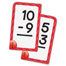 TEP T23005 Trend Subtraction Pocket Flash Cards TEPT23005