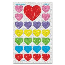 TEP T46314 Trend Sparkling Heart-shaped Stickers TEPT46314