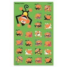 TEP T46302 Trend Playful Monkey Theme Stickers TEPT46302