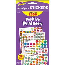 TEP T1945 Trend superSpots Positive Praisers Stickers TEPT1945