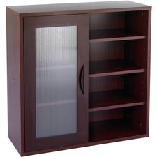 SAF 9444MH Safco Apres Modular Storage Single Door Cabinet SAF9444MH
