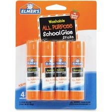 EPI E542 Elmer's Washable All-purpose School Glue Sticks EPIE542