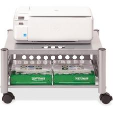 VRT VF52005 Vertiflex Underdesk Gray Machine Stand VRTVF52005