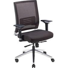 LLR 90039 Lorell Executive Mesh Back Full Functn Swivel Chair  LLR90039