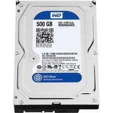 WD Blue 500 GB 3.5-inch SATA 6 Gb/s 7200 RPM 16 MB Cache PC Hard Drive