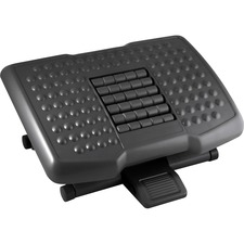KTK FR750 Kantek Premium Ergonomic Footrest w/Rollers KTKFR750