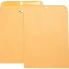 BSN 36675 Bus. Source Heavy-duty Clasp Envelopes BSN36675