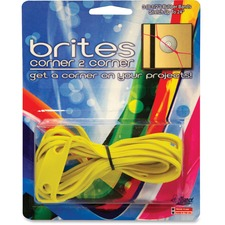 ALL 07869 Alliance Brites Corner 2 Corner Rubber Bands ALL07869