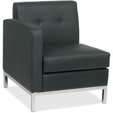 Ave Six Wall Street Left Arm Chair