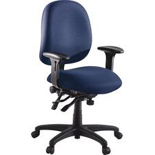 LLR 60536 Lorell High-Performance Ergonomic Task Chair LLR60536