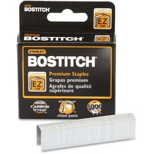 BOS STCR130XHC Bostitch Xtra High Carbon PowerCrown Staples BOSSTCR130XHC