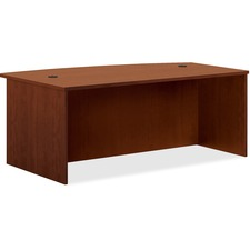 Basyx by HON BL2111 Bow Front Desk Shell