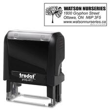 Trodat 97456 Self-inking Stamp