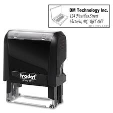 Trodat 97455 Self-inking Stamp