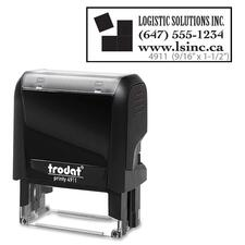 Trodat 97453 Self-inking Stamp