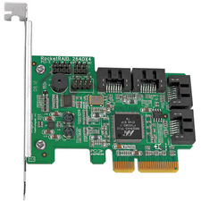 HighPoint RocketRAID 2640X4 4-port SATA RAID Controller