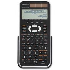SHR ELW516XBSL Sharp EL-W516XBSL Scientific Calculator SHRELW516XBSL