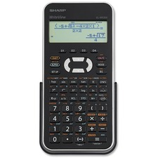 SHR ELW535XBSL Sharp EL-W535XBSL Scientific Calculator SHRELW535XBSL