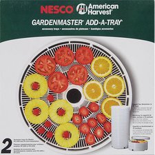 Nesco Add-A-Tray Food Tray Attachment