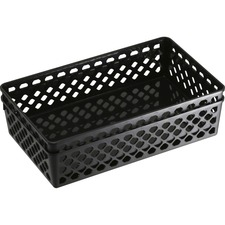 OIC 26202 Officemate Plastic Supply Basket OIC26202