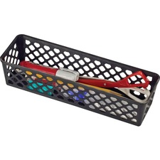 OIC 26200 Officemate Plastic Supply Basket OIC26200