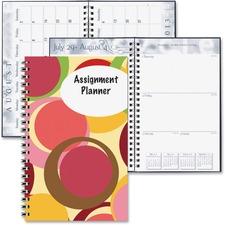 HOD 274RTG59 Doolittle Circles Dsgn Stdnt Wkly Assignment Book HOD274RTG59
