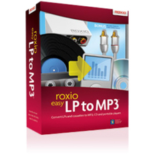 Roxio EASY LP TO MP3 - Complete Product - 1 User