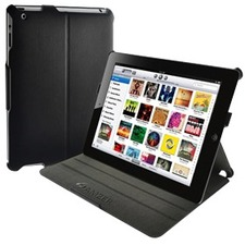Amzer Shell 90814 Carrying Case (Portfolio) for iPad - Black