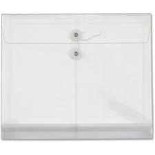 PFX 84521GW Pendaflex Side-opening Poly Envelopes PFX84521GW