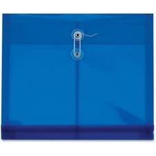 PFX 84522GW Pendaflex Side-opening Poly Envelopes PFX84522GW