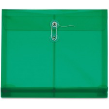 PFX 84523GW Pendaflex Side-opening Poly Envelopes PFX84523GW