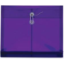 PFX 84524GW Pendaflex Side-opening Poly Envelopes PFX84524GW