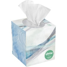 KCC 25829BX Kimberly-Clark Kleenex Soothing Lotion Tissue KCC25829BX