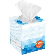 KCC 25836BX Kimberly-Clark Kleenex Anti-Viral Facial Tissue KCC25836BX